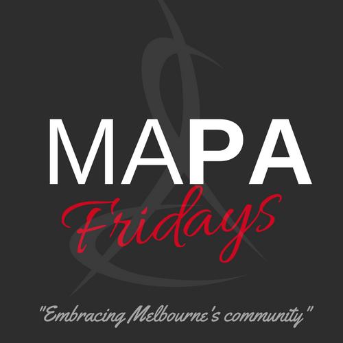 MAPA Fridays Logo